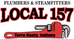UA Local 157 Plumbers and Steamfitters Logo