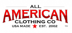 All American Clothing Co logo
